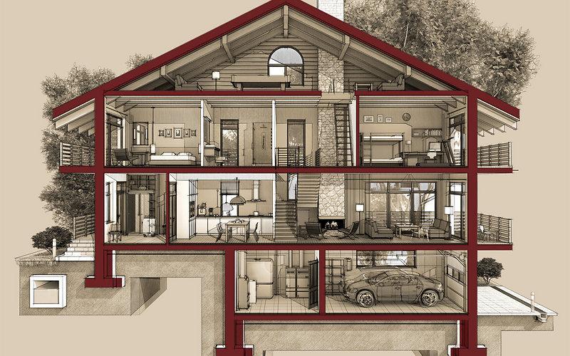 Eramu katlaruumi tuleohutusnõudeid tuleb järgida juba eelprojekti tehes !