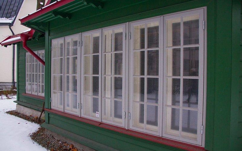 Loe, kuidas miljööalal nutikalt maja soojustada !